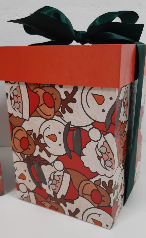 Noel, Rena e Boneco de Neve