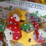 Biscoito Mario Bros & Sony