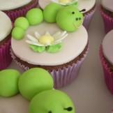 Cupcake centopéia
