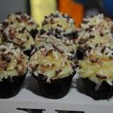 Mini cupcake casadinho