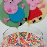 Pirulitos de Chocolate - Peppa Pig II