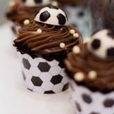 Cupcake Copa do Mundo