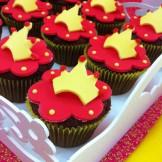 Cupcake coroas