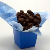 Pipoca ao Chocolate