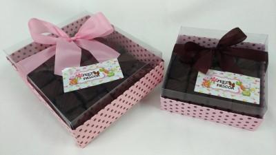 Caixa de Pão de Mel  Tradicional (caixas com 12unidades e 20unidades)