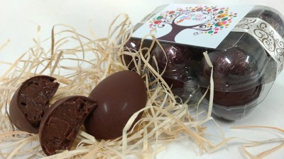 Mini Ovo Mousse de Chocolate